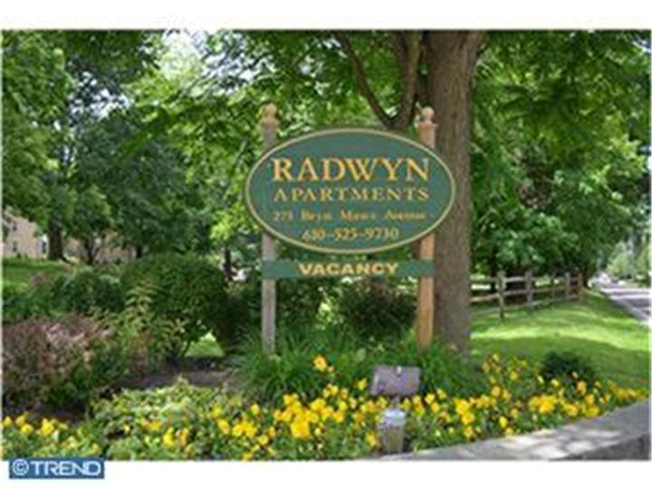 Rental Homes for Rent, ListingId:21542315, location: 275 S BRYN MAWR AVE #B Bryn Mawr 19010