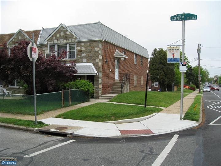 Rental Homes for Rent, ListingId:22543468, location: 1600 LONEY ST #B Philadelphia 19111