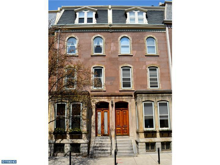 Rental Homes for Rent, ListingId:23087418, location: 2219 DELANCEY PL #3 Philadelphia 19103