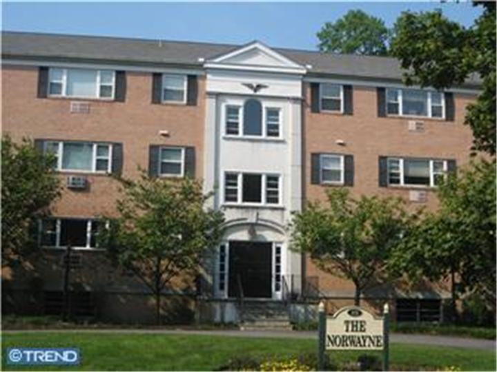 Rental Homes for Rent, ListingId:23102839, location: 412 N WAYNE AVE #307 Wayne 19087