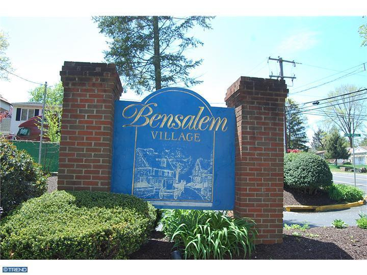 Rental Homes for Rent, ListingId:23425110, location: 502 COLGATE CT Bensalem 19020