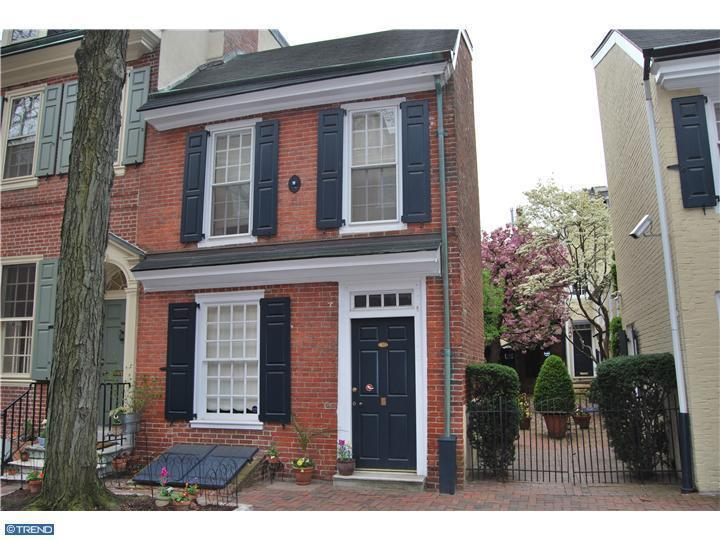 Rental Homes for Rent, ListingId:23424873, location: 236 DELANCEY ST Philadelphia 19106