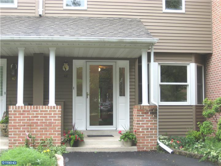 Rental Homes for Rent, ListingId:23563627, location: 48 PICCADILLY CIR #211 Doylestown 18901
