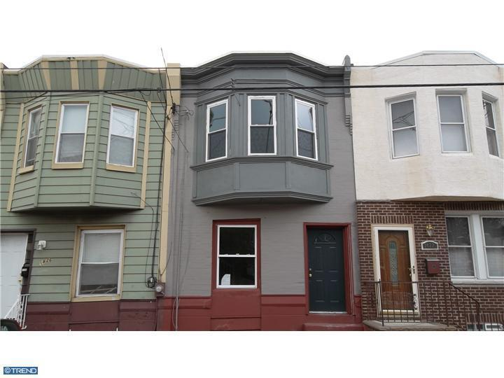 Rental Homes for Rent, ListingId:23674408, location: 1424 S 24TH ST Philadelphia 19146