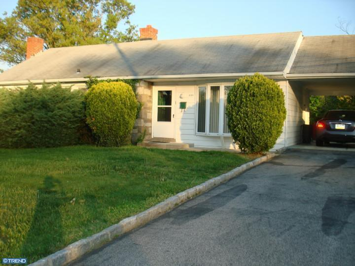 Rental Homes for Rent, ListingId:23885075, location: 409 YALE AVE Broomall 19008