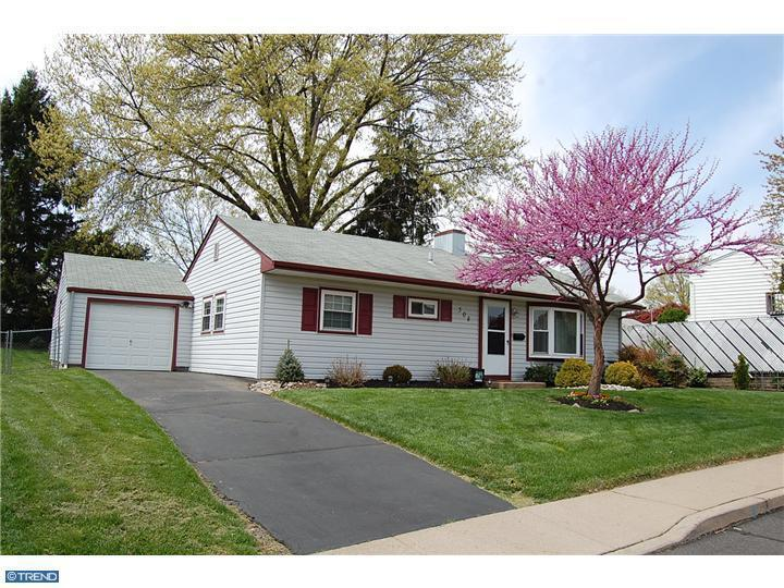 Rental Homes for Rent, ListingId:23938683, location: 308 DOONE PL Fairless Hills 19030