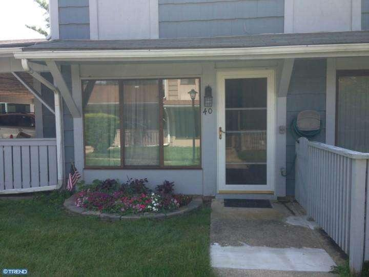 Rental Homes for Rent, ListingId:24688873, location: 40 BIRCHWOOD CT West Deptford 08066