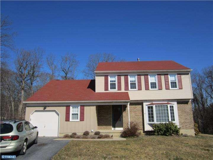 Rental Homes for Rent, ListingId:24751704, location: 63 QUAIL HOLLOW DR Hockessin 19707