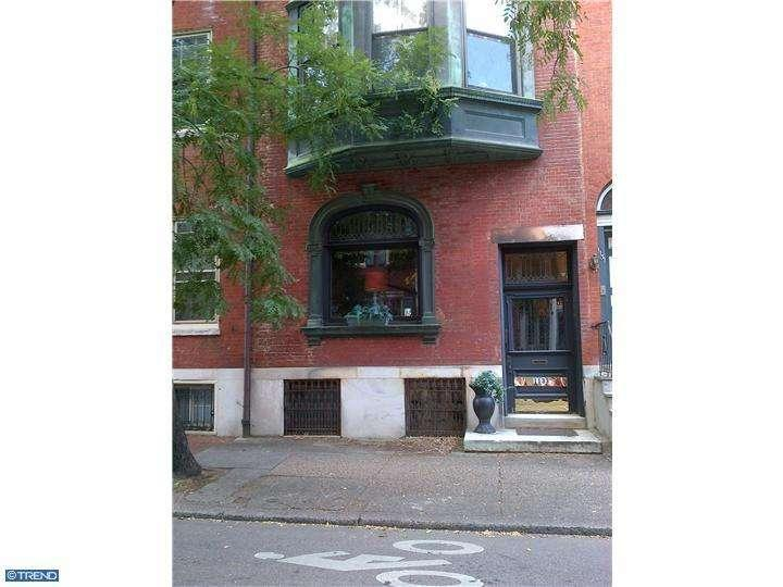 Rental Homes for Rent, ListingId:25226135, location: 1133 SPRUCE ST Philadelphia 19107