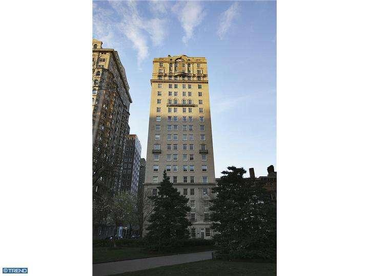 Rental Homes for Rent, ListingId:25593257, location: 1900 RITTENHOUSE SQ #3A Philadelphia 19103