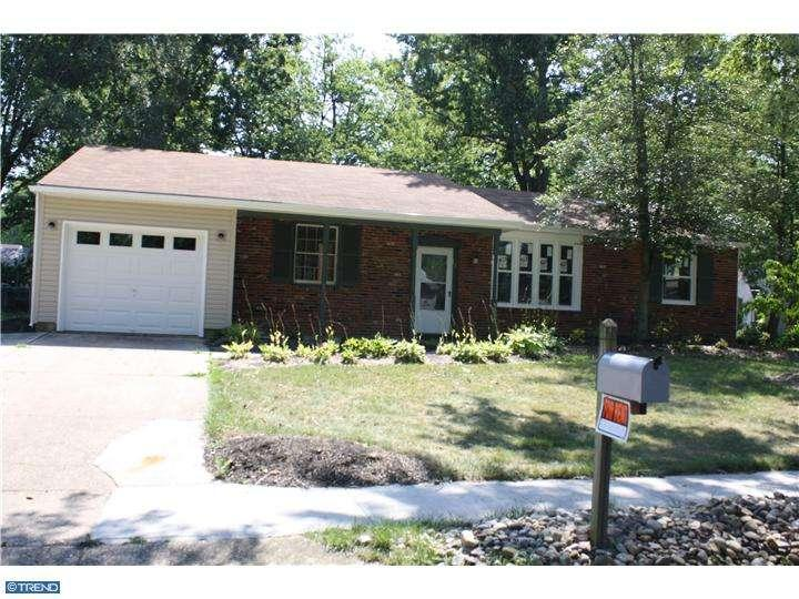 Rental Homes for Rent, ListingId:25593442, location: 15 CAMDEN AVE Voorhees 08043