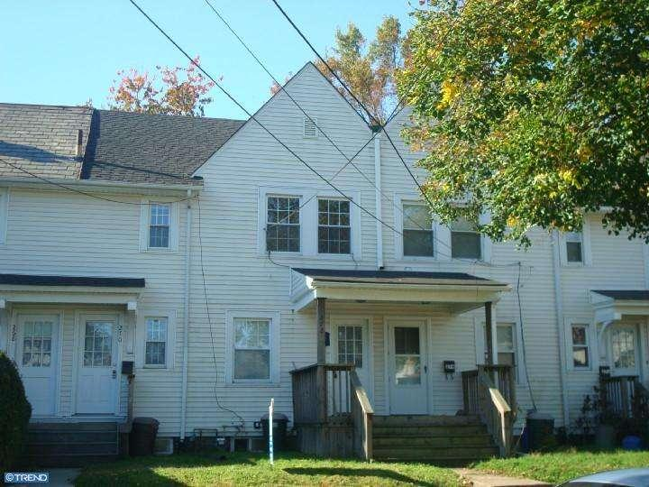 Rental Homes for Rent, ListingId:25897563, location: 276 MCKINLEY ST Bristol 19007