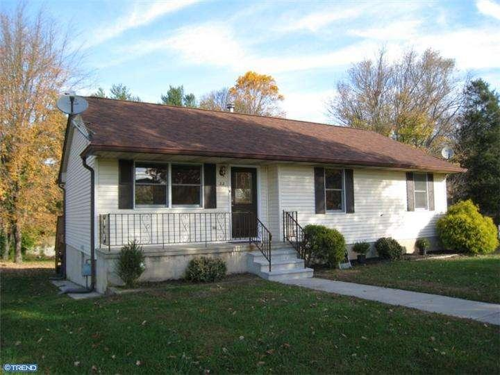 Rental Homes for Rent, ListingId:25897562, location: 22 HIGH ST Mullica Hill 08062