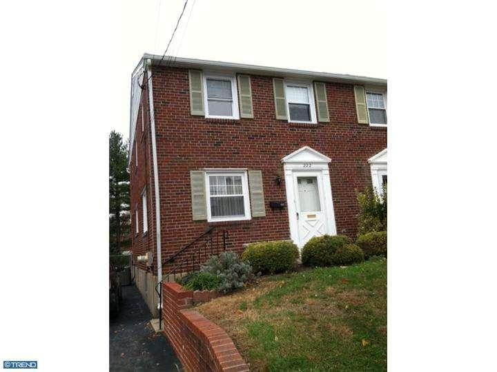 Rental Homes for Rent, ListingId:25962757, location: 222 BAILEY RD Bryn Mawr 19010