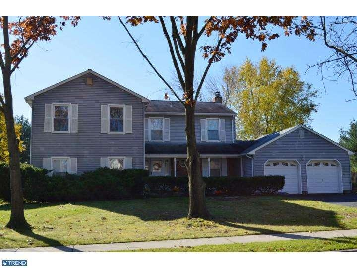 Rental Homes for Rent, ListingId:26036158, location: 40 CAMBRIDGE WAY Princeton Junction 08550