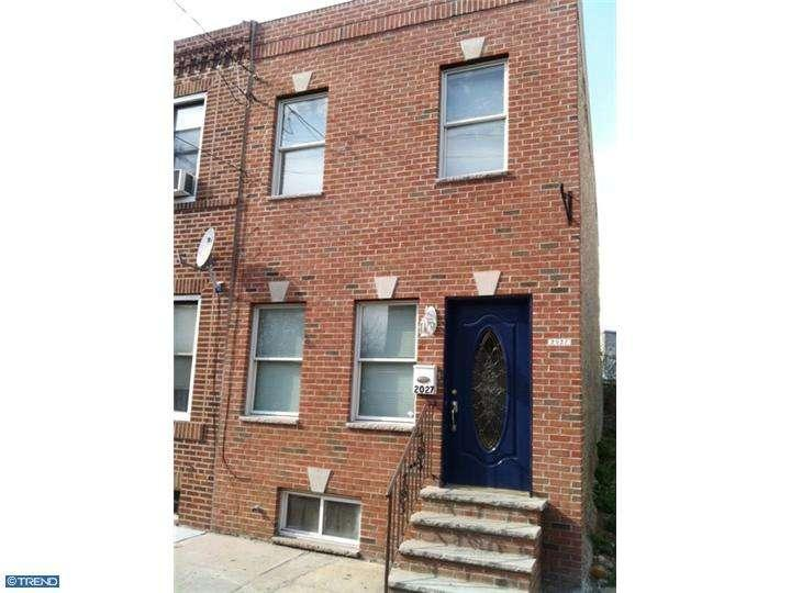 Rental Homes for Rent, ListingId:26036221, location: 2027 WHARTON ST Philadelphia 19146