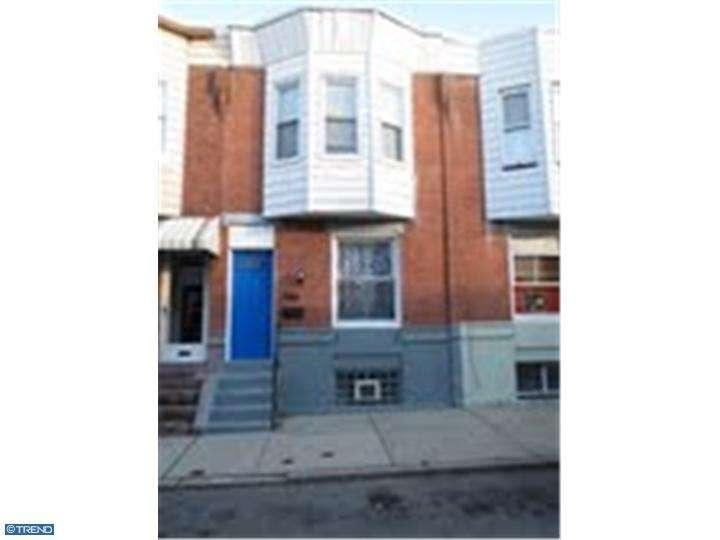 Rental Homes for Rent, ListingId:26036192, location: 147 TREE ST Philadelphia 19148