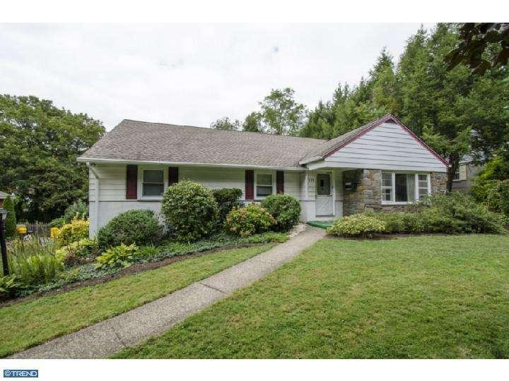 Rental Homes for Rent, ListingId:26036244, location: 117 DAVID RD Bala Cynwyd 19004