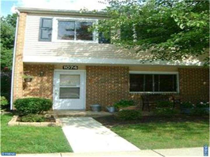 Rental Homes for Rent, ListingId:26124474, location: 1074 PENDLETON CT Voorhees 08043