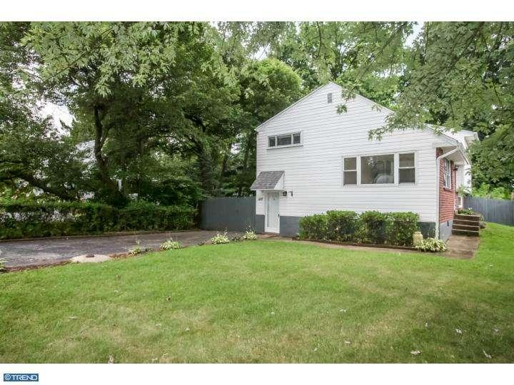 Rental Homes for Rent, ListingId:26141532, location: 148 3RD AVE Newtown Square 19073