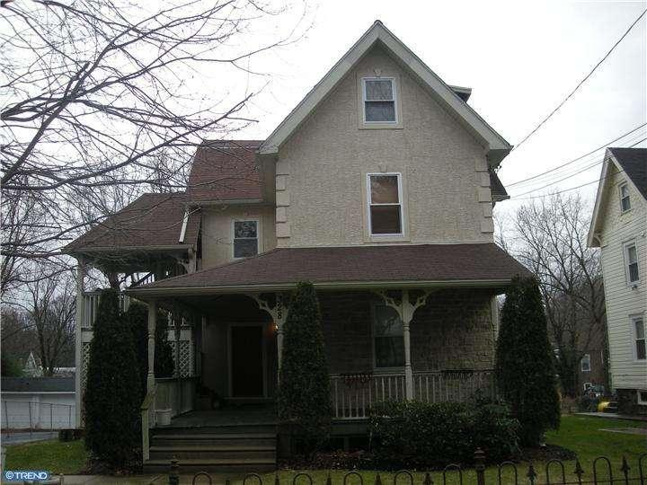 Rental Homes for Rent, ListingId:26176577, location: 328 LOCUST AVE Ardmore 19003
