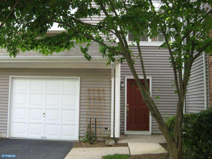 Rental Homes for Rent, ListingId:26189052, location: 43 KETLEY PL #43 West Windsor 08550