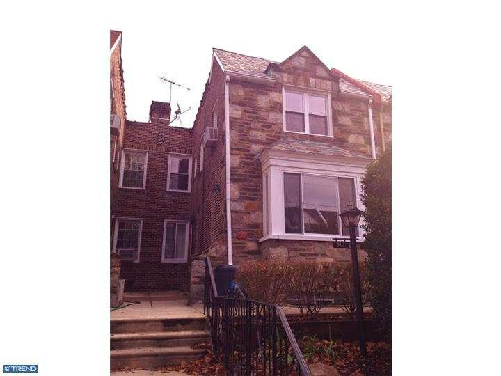Rental Homes for Rent, ListingId:26296185, location: 317 S SAINT BERNARD ST Philadelphia 19143