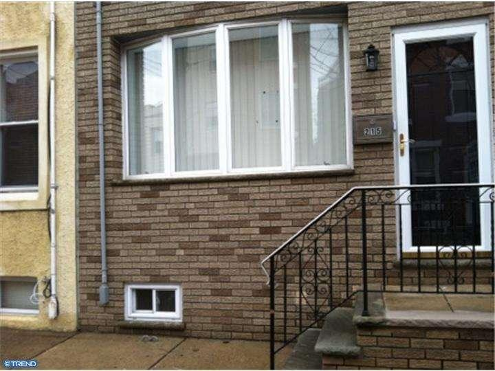Rental Homes for Rent, ListingId:26413686, location: 215 SIGEL ST Philadelphia 19148