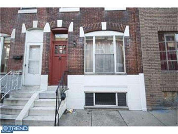 Rental Homes for Rent, ListingId:26591109, location: 2244 S DARIEN ST Philadelphia 19148