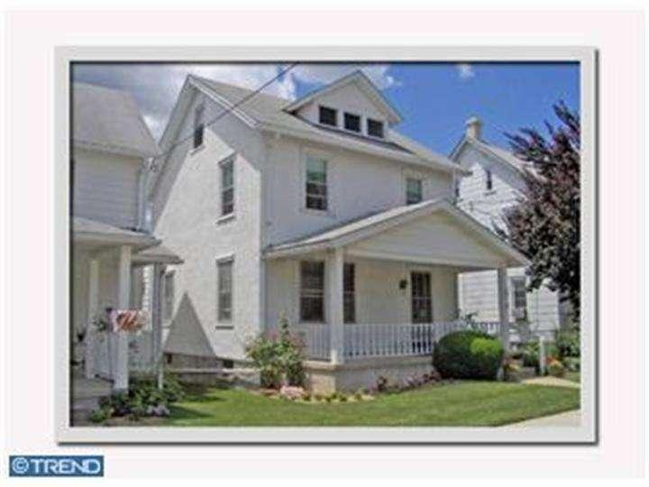 Rental Homes for Rent, ListingId:26924686, location: 420 CENTER ST Kennett Square 19348