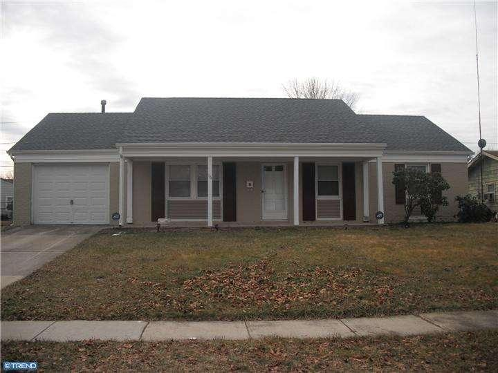 Rental Homes for Rent, ListingId:26935543, location: 16 EARNSHAW LN Willingboro 08046