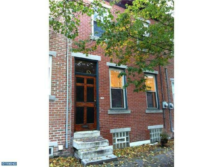Rental Homes for Rent, ListingId:27008179, location: 1014 S CHADWICK ST Philadelphia 19146