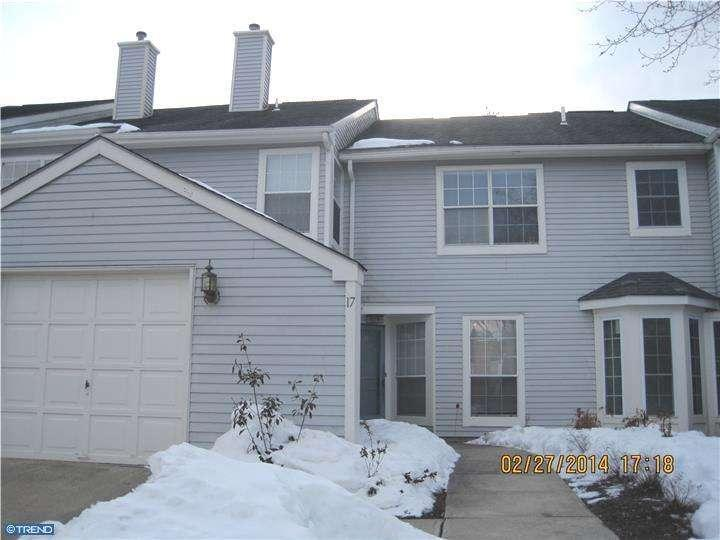 Rental Homes for Rent, ListingId:27023420, location: 17 ALDGATE CT Princeton 08540