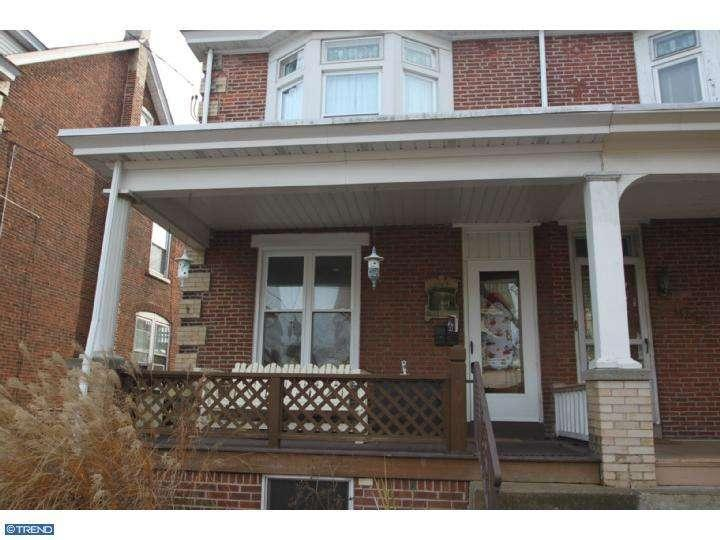 Rental Homes for Rent, ListingId:27216604, location: 1064 QUEEN ST Pottstown 19464