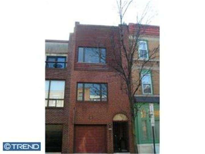 Rental Homes for Rent, ListingId:27312815, location: 2048 SOUTH ST #1R Philadelphia 19146