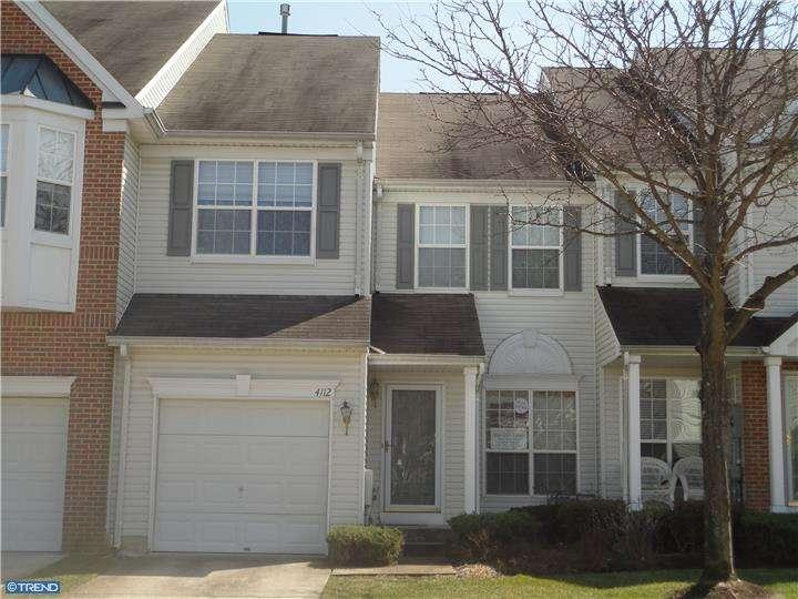 Rental Homes for Rent, ListingId:27343216, location: 4112 HERMITAGE DR Voorhees 08043
