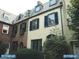 Rental Homes for Rent, ListingId:27547598, location: 2128 SAINT JAMES ST Philadelphia 19103