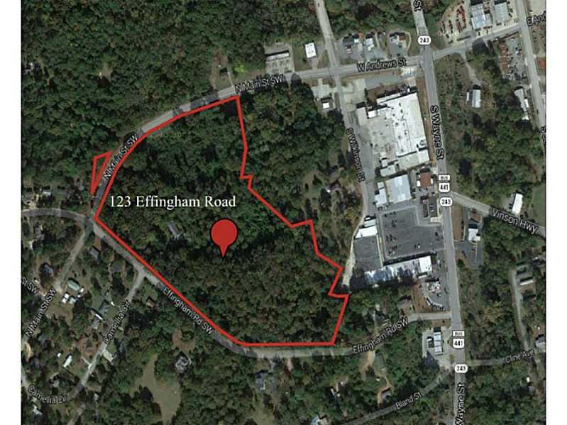 123 Effingham Road Milledgeville, GA 31061