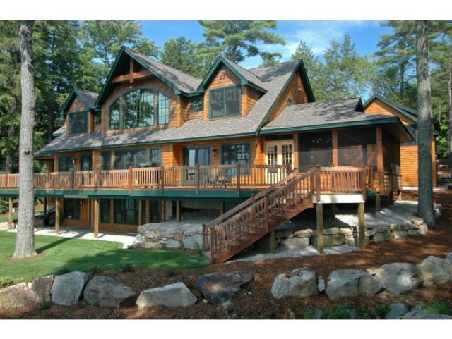 Real Estate for Sale, ListingId: 32742129, Moultonborough,NH03254