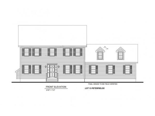 Real Estate for Sale, ListingId: 33729587, Peterborough,NH03458