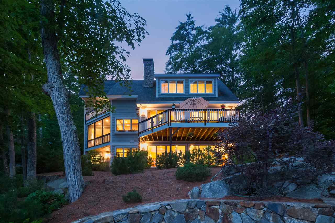 30 Second Point Road, Moultonborough, New Hampshire