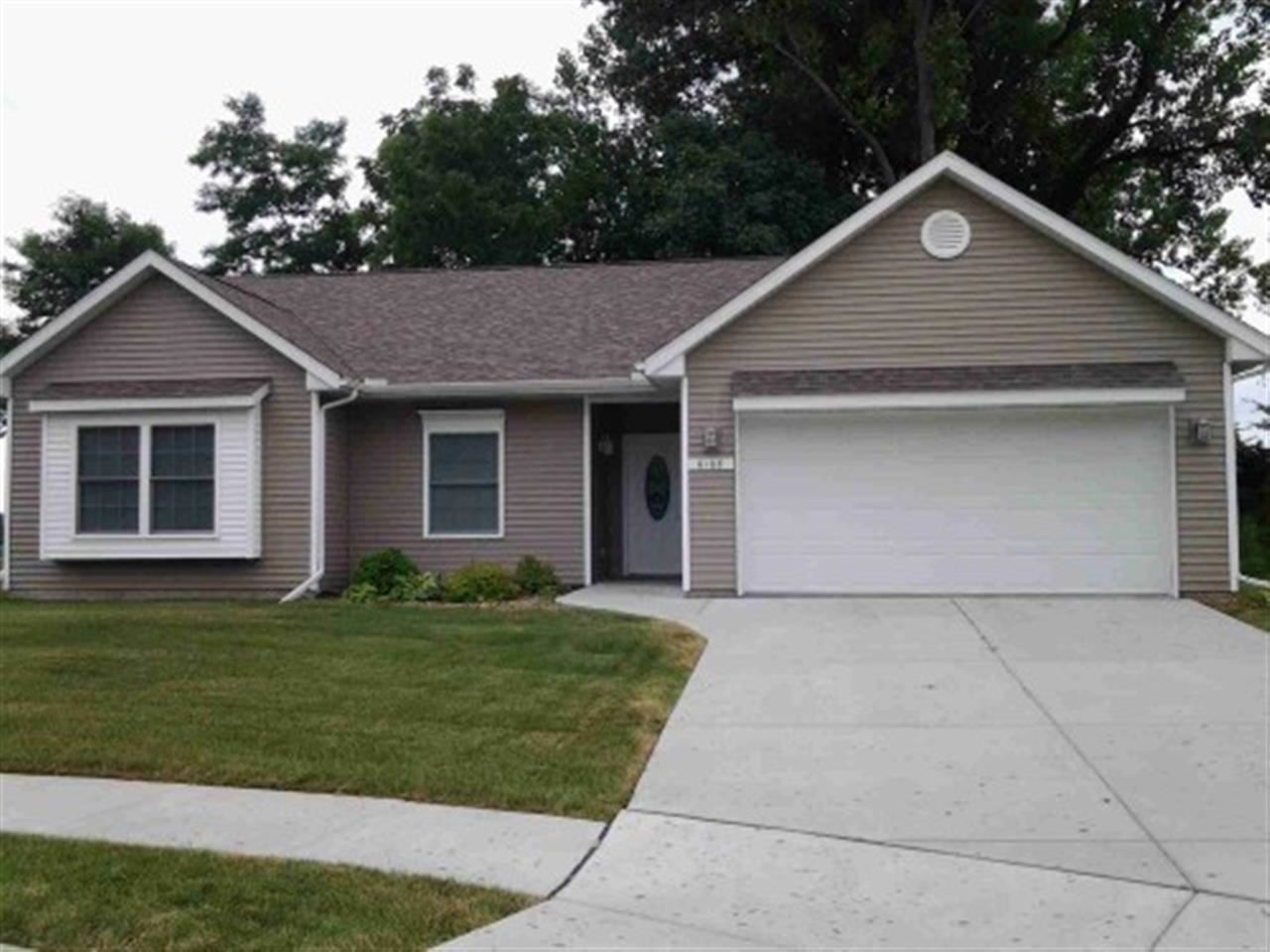 Rental Homes for Rent, ListingId:26442507, location: 6108 34TH AVE Moline 61265