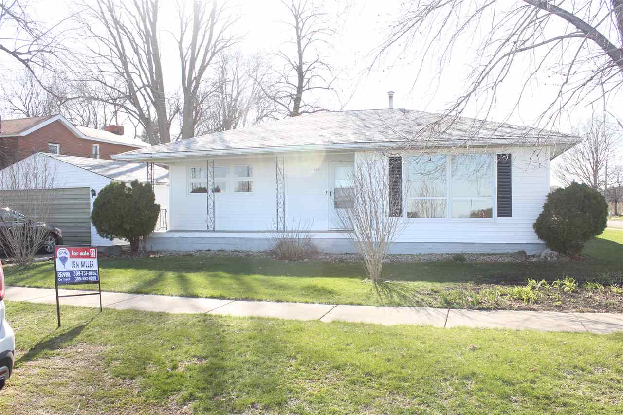 Photo of 591 N DIVISION  Woodhull  IL