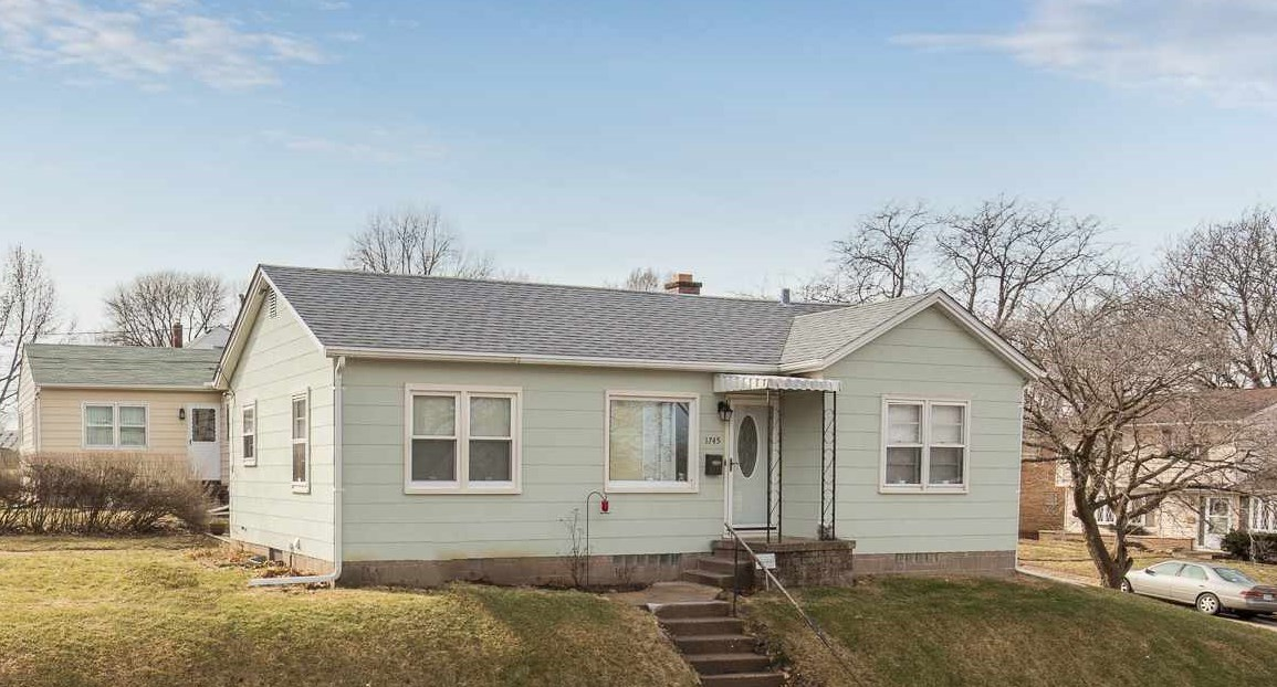Photo of 1745 W HAYES Street  Davenport  IA