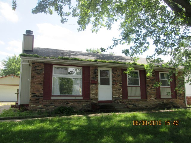 Photo of 3529 W HAYES Street  Davenport  IA
