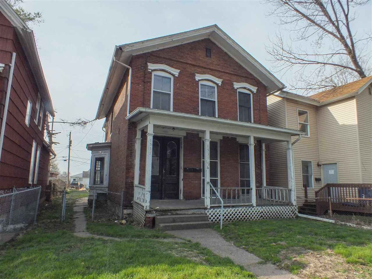 Photo of 1537 W 3RD Street  Davenport  IA