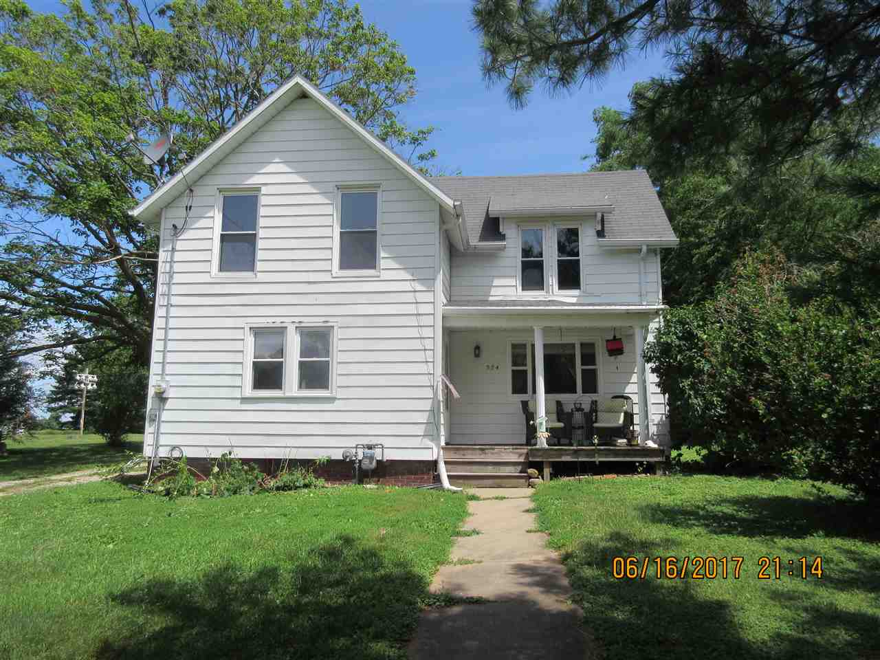 Photo of 324 W 4TH Avenue  Woodhull  IL