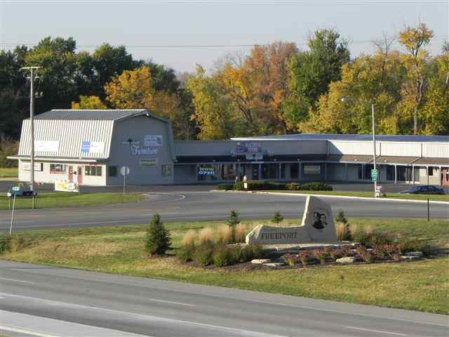 Image of Commercial for Sale near Freeport, Illinois, in Stephenson county: 2.36 acres