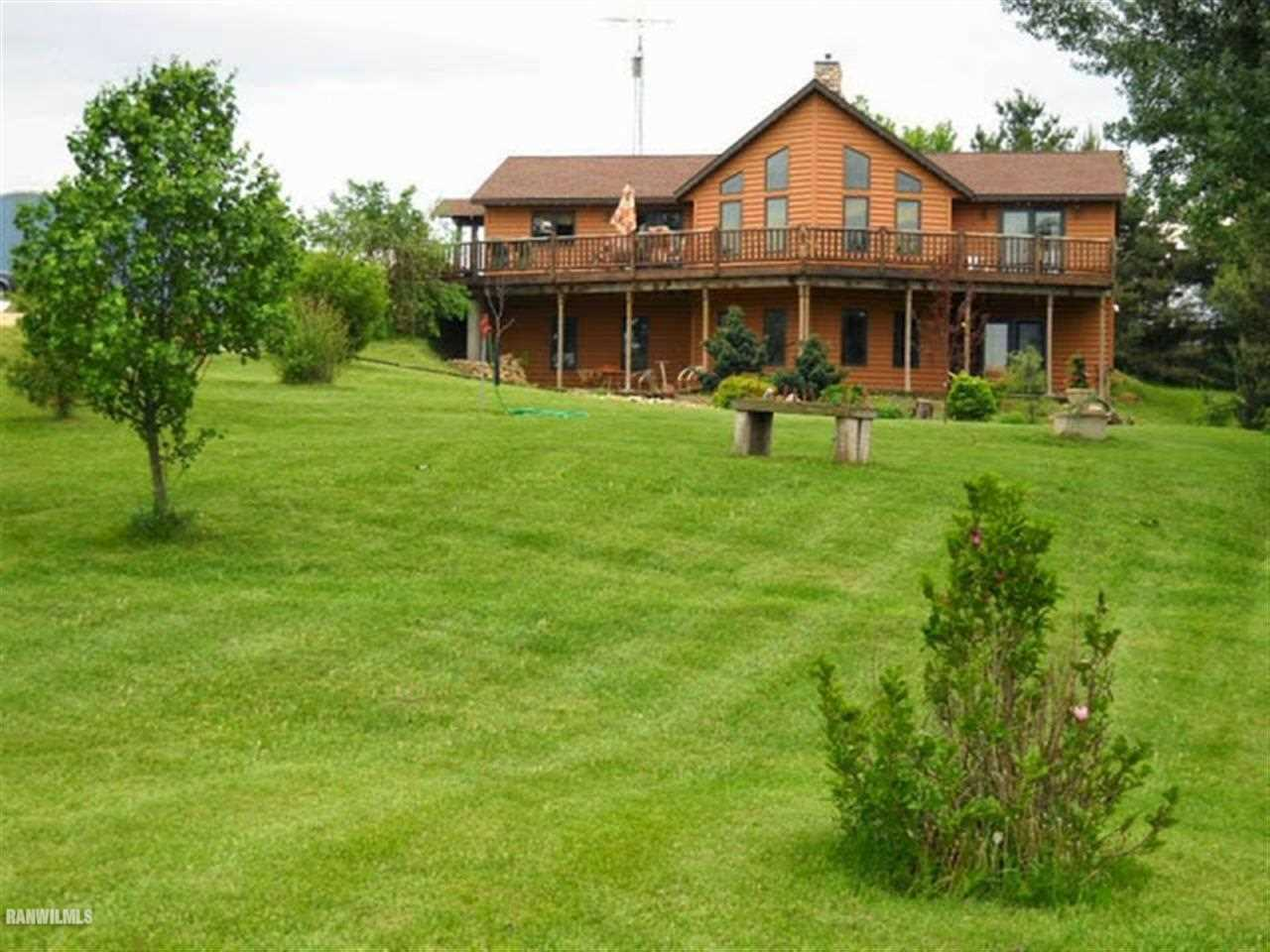 Image of Residential for Sale near Orangeville, Illinois, in Stephenson county: 41.35 acres