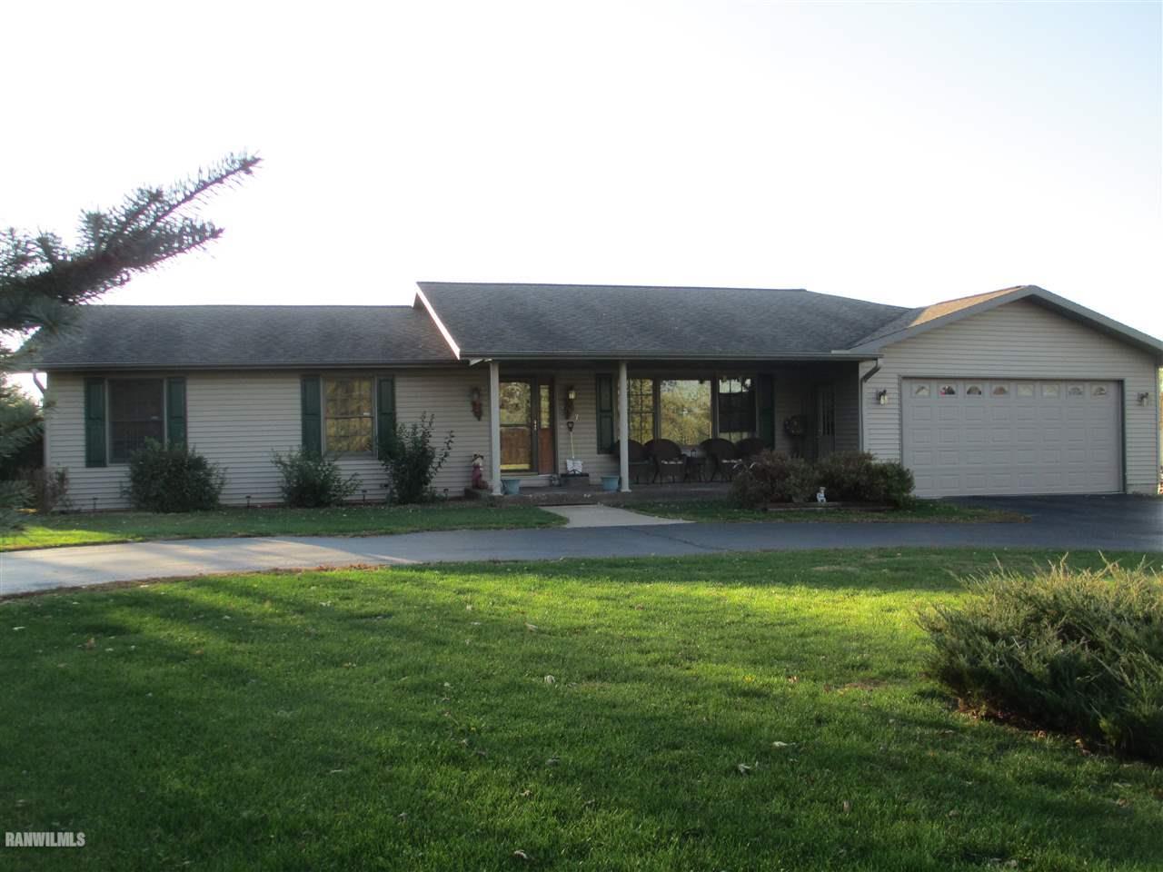 Real Estate for Sale, ListingId: 36091838, Mt Carroll,IL61053